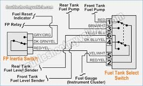 1993 ford f150 radio wiring diagram part 1 1993 fuel pump circuit tests ford 4 9l 5 0l 5 8l wiring instrument cluster wiring diagram