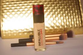 l oreal paris infallible 24h stay fresh foundation review and swatch sushmita s diaries
