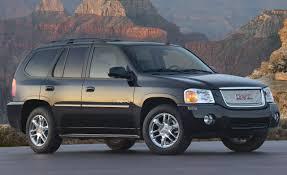 GMC Envoy Reviews | GMC Envoy Price, Photos, and Specs | Car and ...