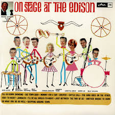 On Stage At The Edison (Vinyl) - Discogs