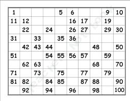 Fill In The Hundreds Chart Akasharyans Com