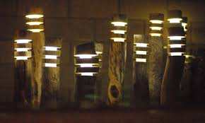 view in gallery outdoor solar lighting idea diy outdoor lighting ideas