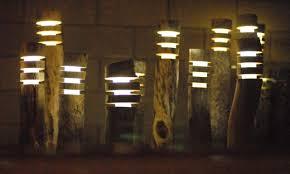 outdoor solar lighting idea diy outdoor lighting ideas