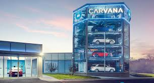 Carvana Vending Machine Atlanta Classy An ExCon Wants To Sell You A Used Car From A Giant Vending Machine