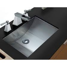 undermount rectangular bathroom sink. Contemporary Rectangular Ruvati 21 To Undermount Rectangular Bathroom Sink E