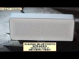 <b>Xiaomi Bluetooth</b> 4.2 Speaker (Gen 2): Review/Test - YouTube