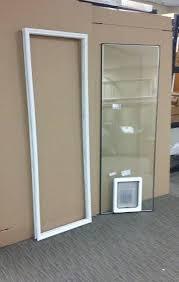 pet door for glass door dog door sliding glass door electronic