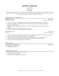 Free Download Resume Templates For Microsoft Word 11619