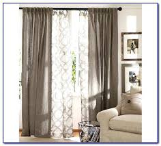 Double rod curtain ideas French Doors Living Room Double Curtain Rods Double Curtain Rod Set White Curtain Home Decorating Ideas Double Rod Axbyurinfo Living Room Double Curtain Rods Living Room Double Curtain Rods