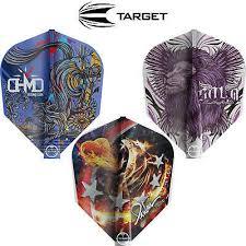 Target Darts | 8 Flight | Standard Pro Player Moulded Dart Flights | Free  Post | eBay