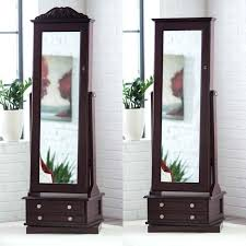 jewelry armoire with mirror standing mirror jewelry new view marquee mirror over the door jewelry armoire jewelry armoire with mirror