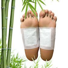 <b>Hot Sale</b>! <b>8pcs Kinoki</b> Detox Foot Pad Patch Feet Care Body ...