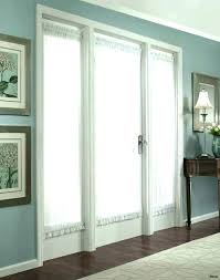 window covering ideas for sliding glass doors ideas for window treatments for sliding patio doors large