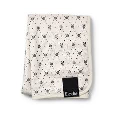 <b>Elodie</b> Details - Детский <b>плед</b> Pearl <b>Velvet Blanket</b>, цвет Monogram ...