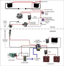 rv net open roads forum truck campers heavy gauge charging systems first off the wiring diagram