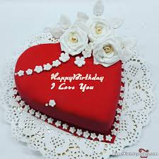 happy birthday cakes with love. Wonderful With On Happy Birthday Cakes With Love C