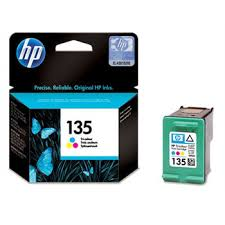 Hp C8766he 135 Tri Color Original Ink Cartridge