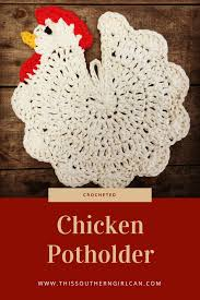 Crochet Chicken Pattern Best Inspiration Ideas