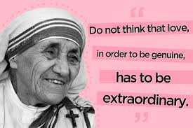 Mother Teresa Quotes Mesmerizing 48 Mother Teresa Quotes To Live By Reader's Digest