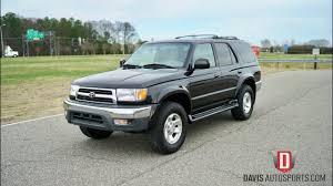 Davis AutoSports 2000 Toyota 4Runner SR5 4x4 For Sale / Fully ...