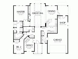 eplans bungalow house plan two bedroom bungalow 1817 square