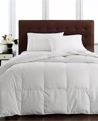 macy s hotel collection light weight full queen siberian down comforter 680