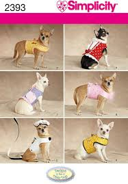 Simplicity Dog Patterns Interesting Inspiration