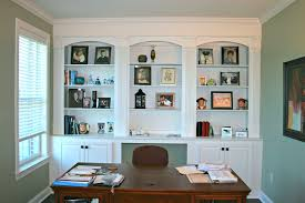 custom home office furnit. Home-office-cabinets-1 Custom Home Office Furnit
