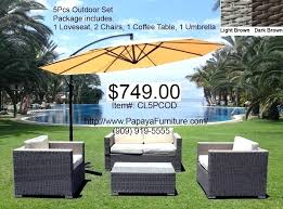 patio furniture bed outdoor wicker patio furniture sofa set chair umbrella coffee table couch patio chair