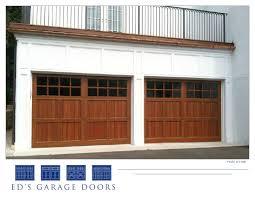 aluminum garage doorMarvelous Eds Garage Door Aluminum Garage Doors Garage Doors Ct