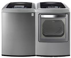 lg washer. lg wt1201cv / dley1201v top load washer \u0026 electric dryer set factory refurbished (only for usa) lg washer -