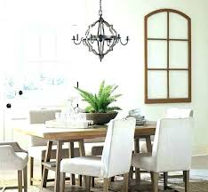 post lighting over kitchen table houzz chandelier for round
