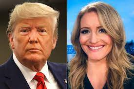 Donald Trump Legal Adviser Jenna Ellis ...