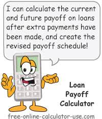 pay back loans calculator loan pay off calculator for irregular extra and balloon payments