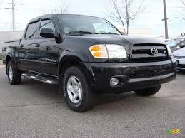 2004 Black Toyota Tundra Limited Double Cab #58501288 | GTCarLot ...