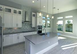 kitchens with white cabinets. Interesting Kitchens White Cabinets With Grey Subway Tile Kitchen Gray Leather For Designs 6  Backsplash And Kitchens W