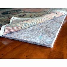 non slip rug underlay under carpet mat thick pads carpet padding by the foot