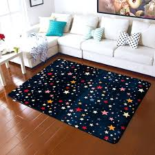 star shaped rug kids children cartoon color star carpets modern rugs and carpets for home living room star shaped area rugs