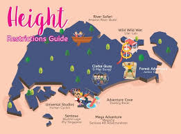 Universal Studios Height Chart Ultimate Guide To Height Restrictions For Attractions In