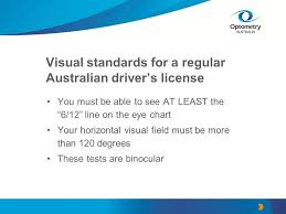 Vision Chart For Driver S License Driving And Vision The Importance Of Good Vision For