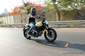 buy a ducati scrambler with rs 1 2 lakh down payment shifting gears