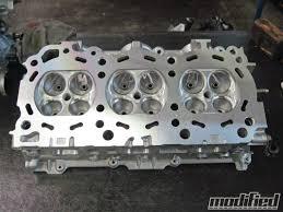 nissan 350z vq35de engine build modified magazine nissan 350z vq35de engine build porting