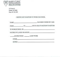 Free Fake Doctors Note Work School Excuse Note Free Printable Doctor Letter For Excuses Nyani Co
