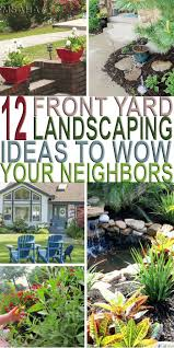 Note height variation in front of the front window | Front yard  landscaping, Front yard patio, Front yard garden