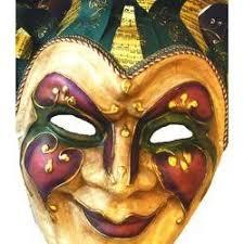 Giant Masquerade Mask Decoration Wall decorations include Big Mask Jester Venetian Mask Joker Big 54