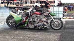 drag racing top fuel motorcycle run cap sud 2016 youtube
