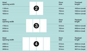 silver frame black glass loft attic sliding wardrobe door
