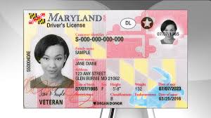 Driver's Washington Maryland - Nbc4 Id New Cards Licenses Unveils