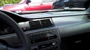 1995 Honda Civic DX Sedan Start Up, Quick Tour, & Rev With Exhaust ...