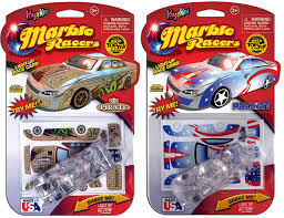 Light Up Marble Racer Amazon Com Marble Racer Krazy Kars Light Up Marble Racers